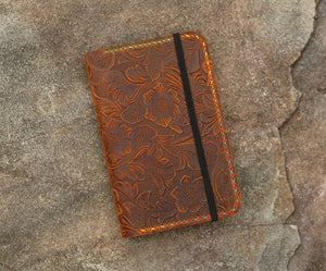leather moleskine cover for women