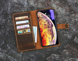 iPhone XS Max wallet