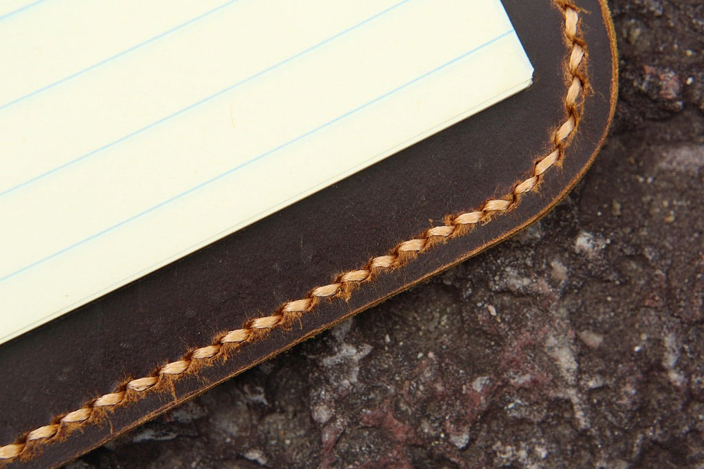 leather cover for 8.5 x 11 notebook