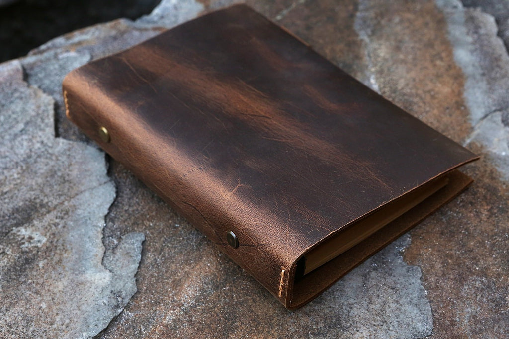 leather a6 diary