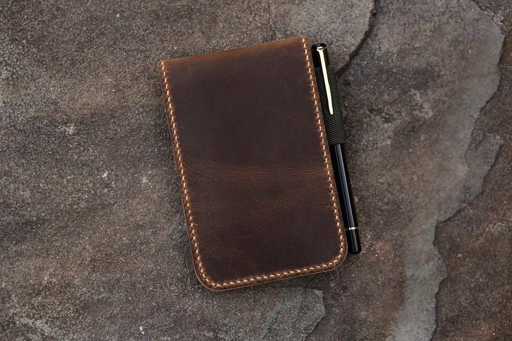 leather case for rite in the rain notebook