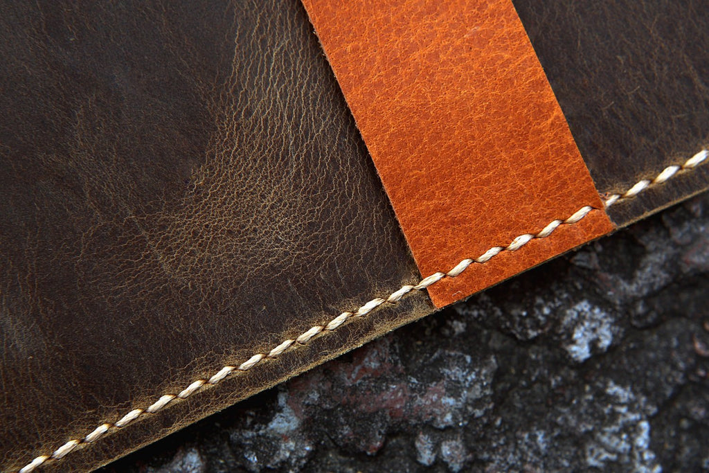 Leather cover portfolio for Leuchtturm 1917 MASTER CLASSIC SLIM A4+ Notebook