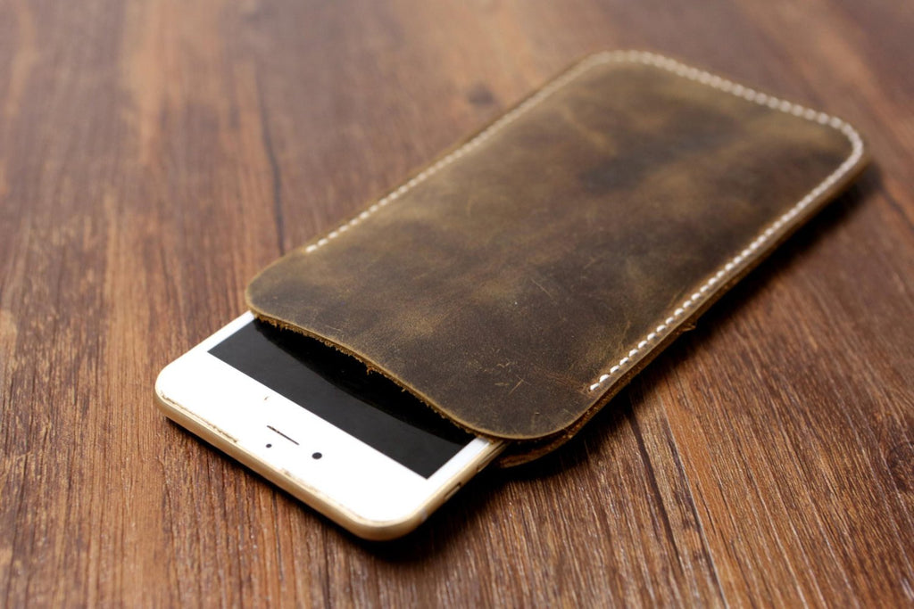 iPhone 11 X XR XS Max sleeve pouch