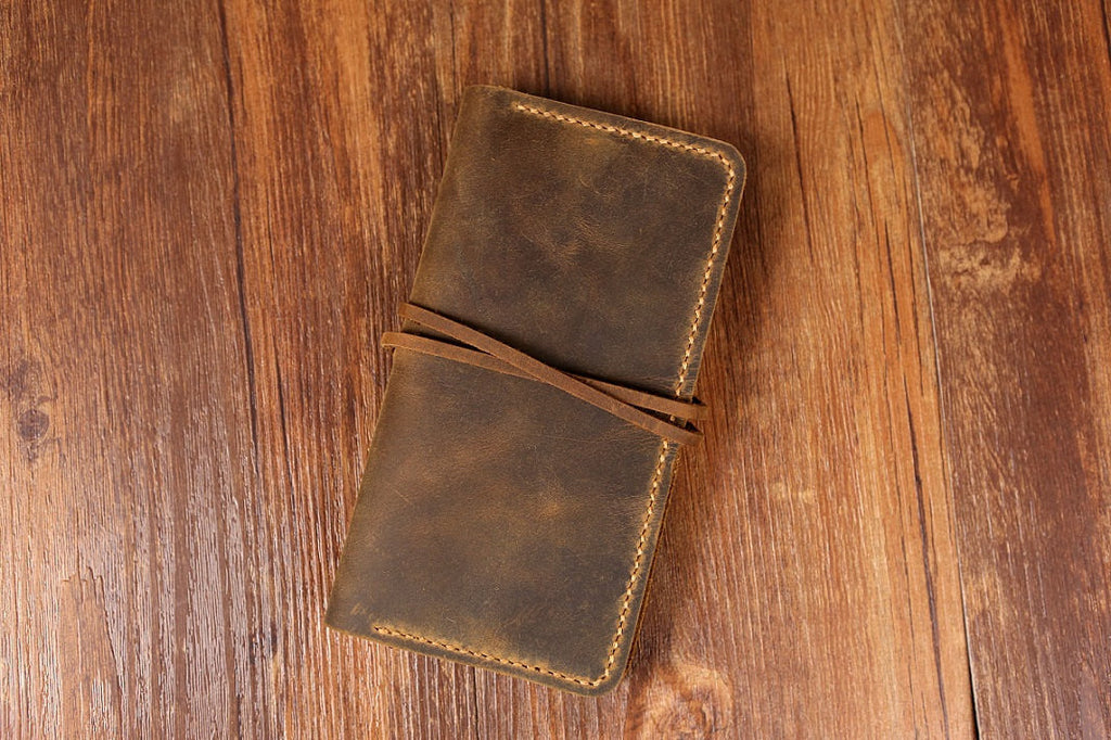 leather iPhone 7 wallet