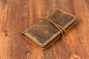 leather iPhone 7 Plus wallet