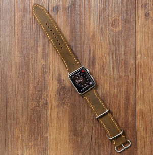 iwatch leather band