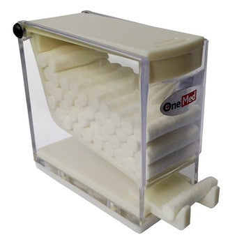 Dental Cotton Roll Dispenser Putih OneMed