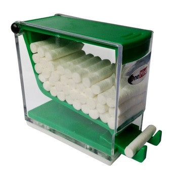 Dental Cotton Roll Dispenser Hijau OneMed