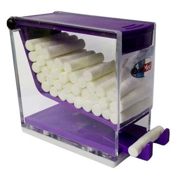 Dental Cotton Roll Dispenser Ungu OneMed