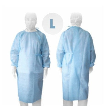 Baju Operasi Surgical Gown Non Woven Steril