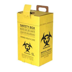 Safety Box Kuning 5L OneMed
