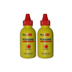 Povidone Iodine OneMed 60ml