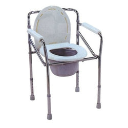 Kursi BAB Commode Chair Deluxe OneMed