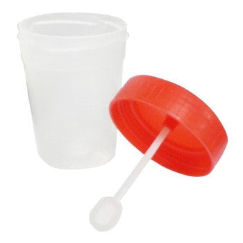 Stool Container 60ml OneMed