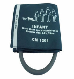 Cuff NIBP Manset Pasien Monitor Bayi Infant 10-19cm OneMed