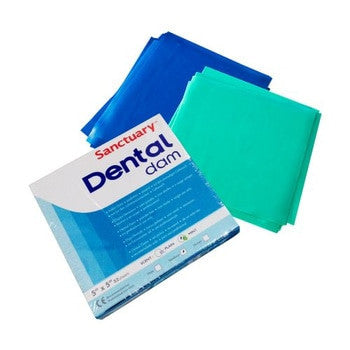 Sanctuary Dental Dam Anak 5x5inch
