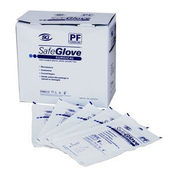 Sarung Tangan Latex Steril Safeglove Powder Free