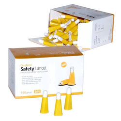 Safety Lancets 26G OneMed box isi 100pcs