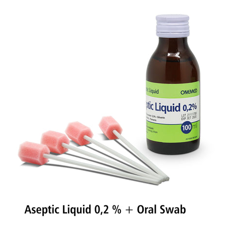 Aseptic Liquid 0,2% Oral Swab