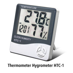 Thermometer Digital Hygrometer HTC 1 OneMed