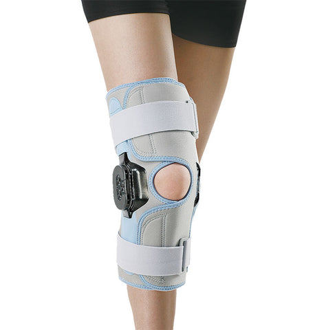 Polycentric Hinged Knee Support 52014