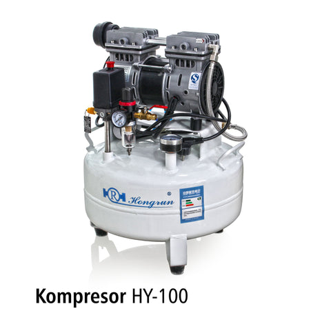 Compressor Dental Hongrun HY100 -22L