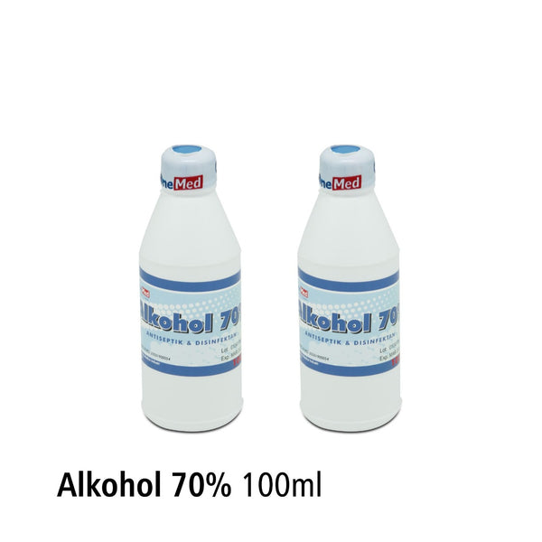 Alkohol 70% 100ml OneMed