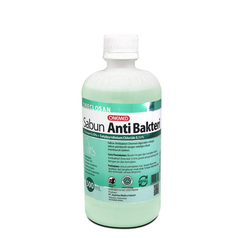 Sabun Anti Bakteri refill 500 ml OneMed
