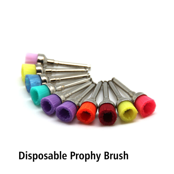 Prophy Brush pak isi 10 pcs