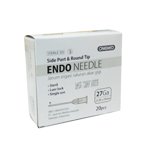 Endo Needle 27G OneMed Dental