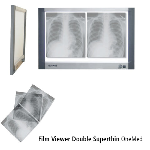 Film Viewer Double Superthin OneMed X-Ray