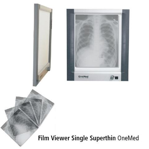 Film Viewer Single Superthin OneMed X-Ray