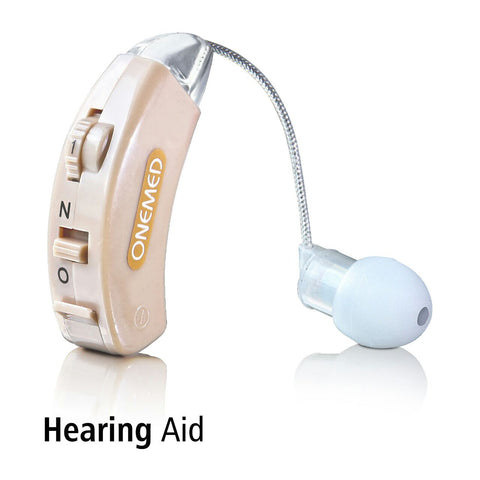 Hearing Aid OneMed