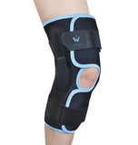 Hinged Knee Support (Hitam) Wellcare 52032