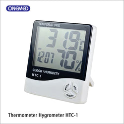 Thermometer Digital Hygrometer HTC1 OneMed