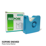 Isopore 1,25cm x 9,2m + Dispenser Onemed Plester Kertas Medical