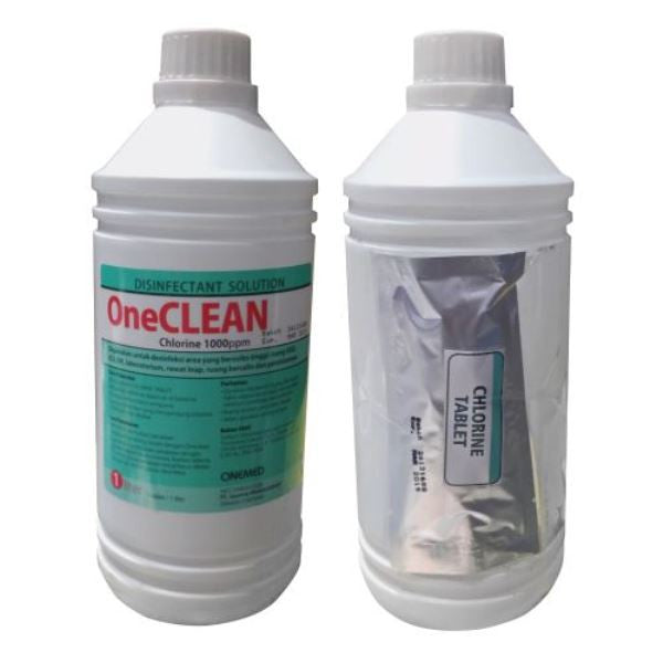 One Clean 1 Liter 1000ppm
