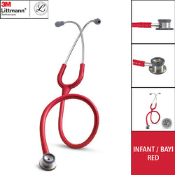 Stetoskop Littmann Infant / Bayi Red
