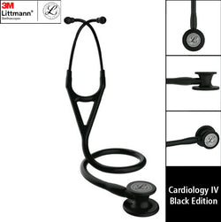Littmann Cardiology IV Black Edition