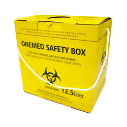 Safety Box 12,5 Liter OneMed
