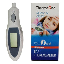 ThermoOne Infrared Ear Thermometer OneMed