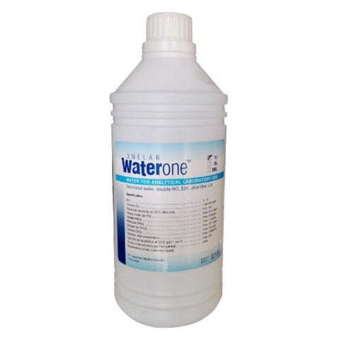Water One 1Liter OneMed
