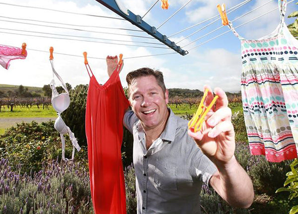 From the Backyard Washing Line to the World- the Story of Hegs™ Multipurpose Pegs