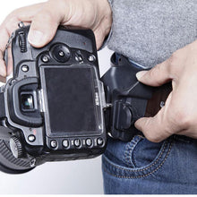 Camera Holster Waist Belt Buckle For DSLR Camera