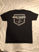 Iron Hands Construction tee