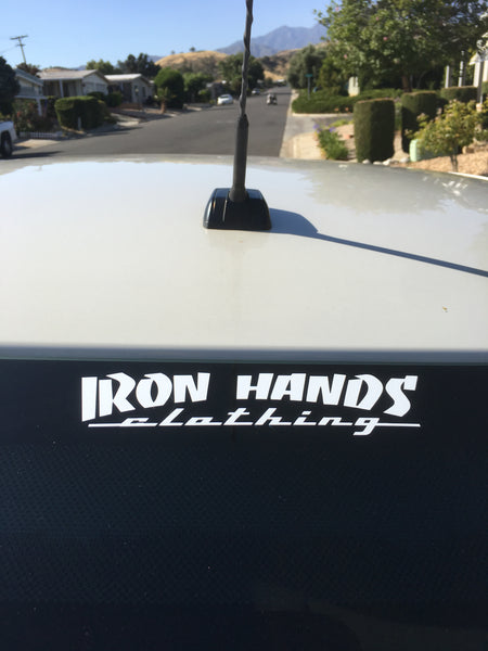 Truck decal10""