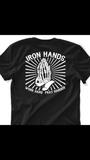 Prayer hands tee
