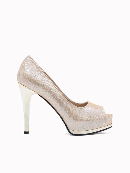 Yves Heel Pumps