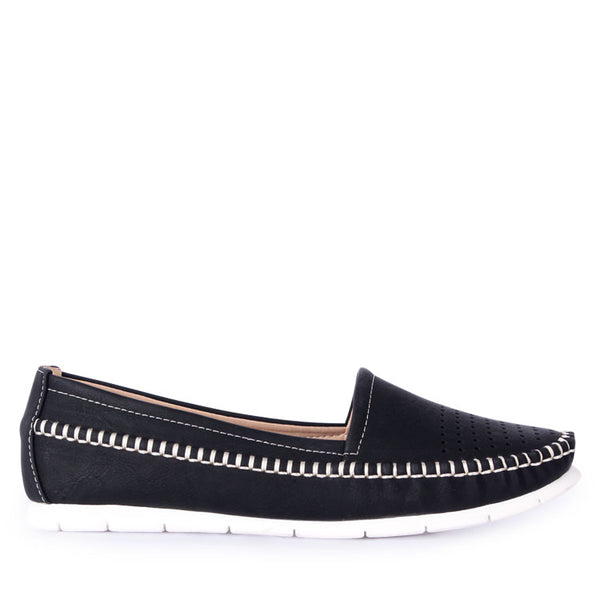 ALBERT FLAT LOAFERS - sofabph