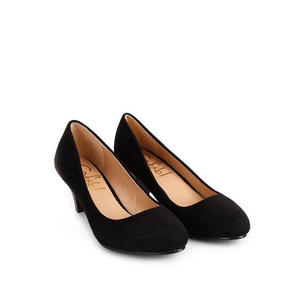 ALICIA suede pumps
